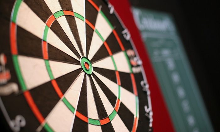 The Best Dart Board You Can Find In 2018 (Buyer's Guide & Reviews)