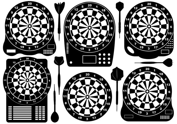 best electronic dartboard review