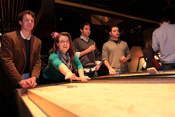 best shuffleboard tables reviews