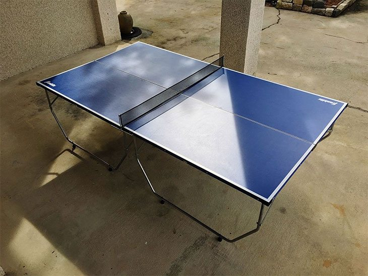 best ping pong table outdoor
