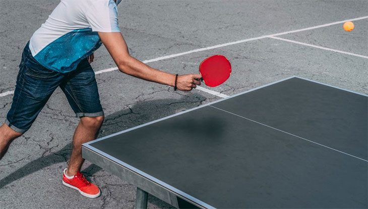 best ping pong paddle brands