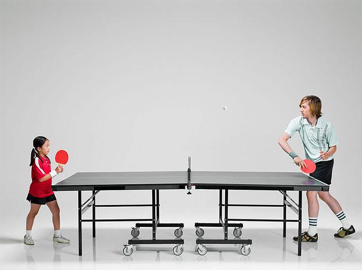 best ping pong table brands